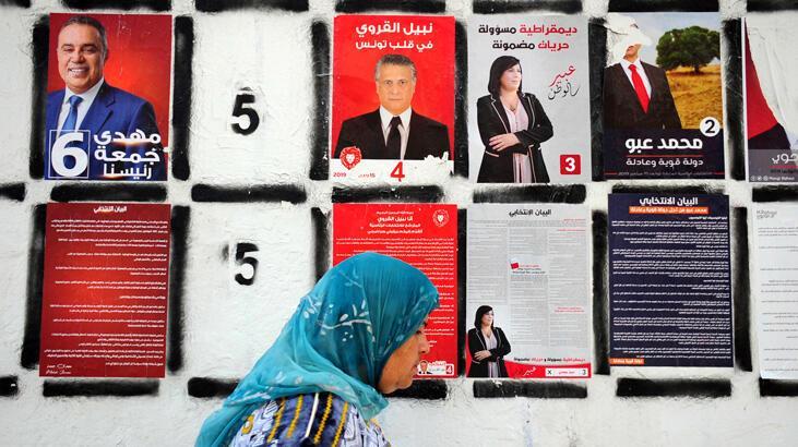 Tunus'ta iki favori yarışacak