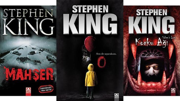 O(IT): BÖLÜM 2 oyuncuları favori Stephen King kitaplarını seçti