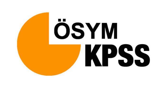 KPSS – Lisans, Ön Lisans ve Ortaöğretim branş bazında sıralamalar