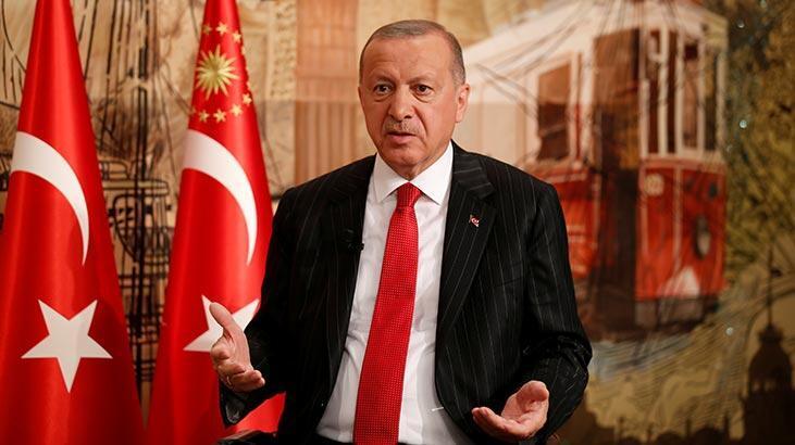 Cumhurbaşkanı Erdoğan, Reuters'a konuştu: Bölgedeki barış için bu adımı atmak zorundaydık