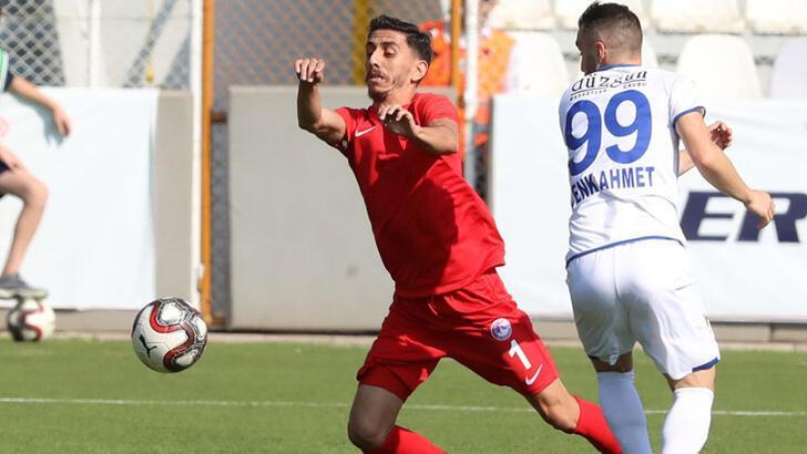 Keçiörengücü-Büyükşehir Belediye Erzurumspor: 1-0