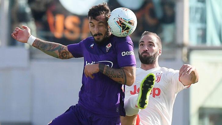 Juventus'a ilk çelme Fiorentina'dan: 0-0