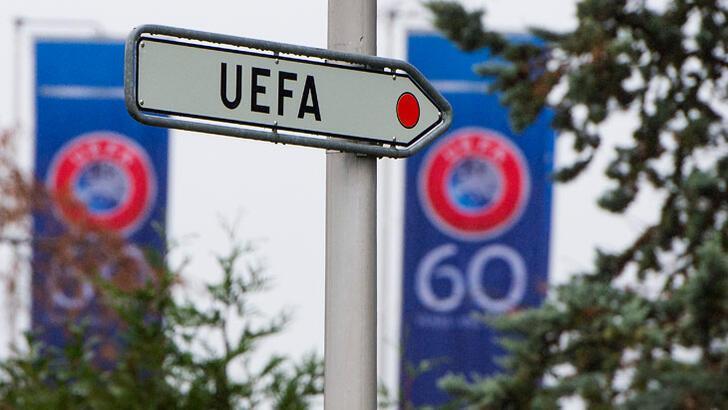 Şeffaf UEFA!