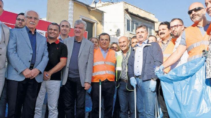 İzmir'in geleceği için oybirliği