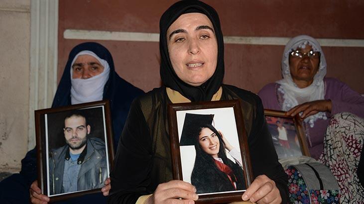 HDP önündeki eylemde 13'üncü gün; aile sayısı 34 oldu