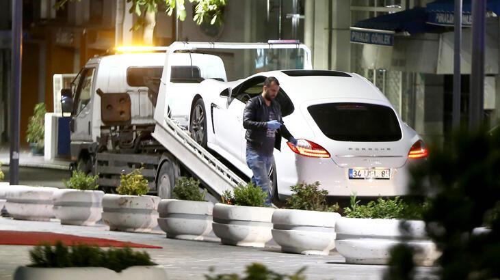 Otomatik silahla AVM kurşunlayan zanlılar gözaltına alındı