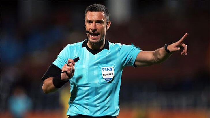 Club Brugge-Galatasaray maçını Slavko Vincic yönetecek