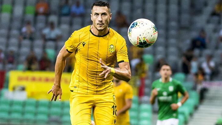 Gol yükünü Jahovic çekiyor