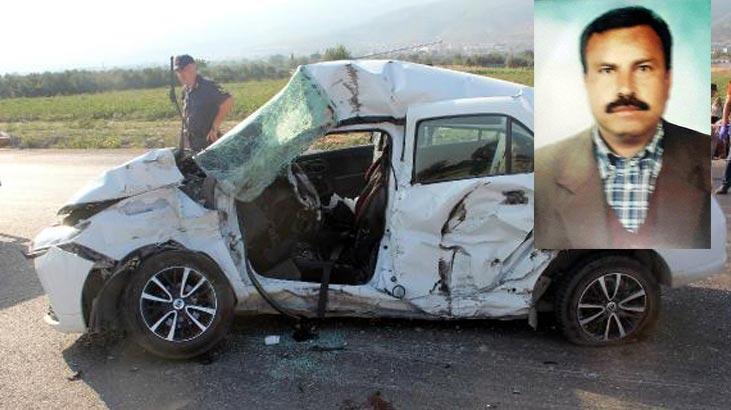 Hastane yolunda feci kaza! Dede öldü, torunları ve gelini yaralı