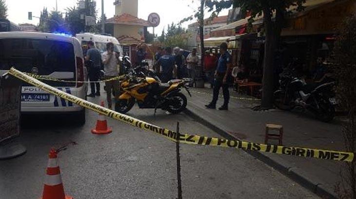 Yer: İstanbul! Apartmanda silahlı saldırı