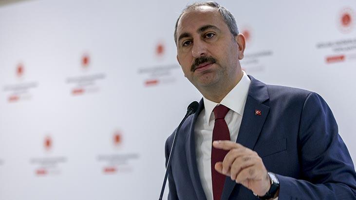 Adalet Bakanı Gül: Türk yargısının talimat aldığı tek yer hukuktur