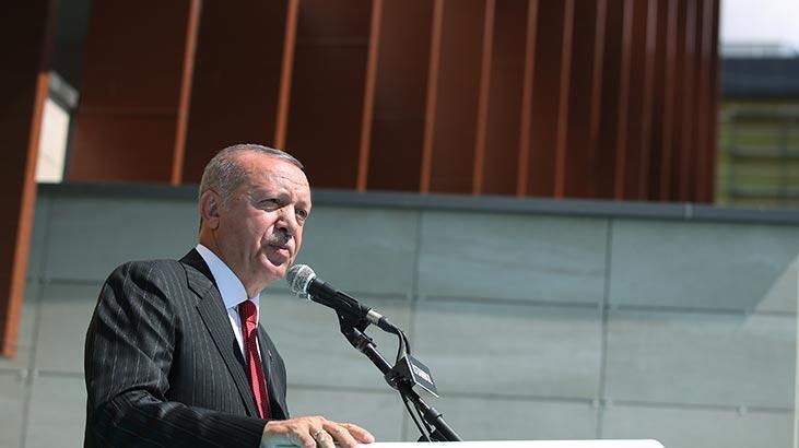 Cumhurbaşkanı Erdoğan'dan Menderes, Zorlu ve Polatkan için anma mesajı