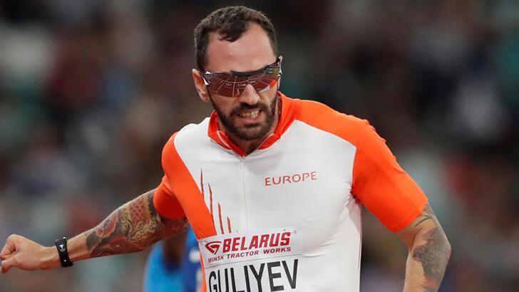 Ramil Guliyev birinciliği kimseye kaptırmadı!