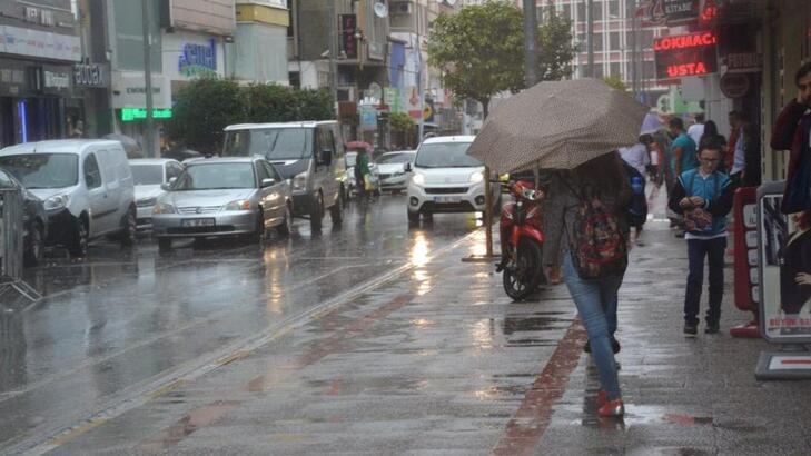 Hava durumu bugün nasıl olacak? Meteoroloji'den o iller için sağanak uyarısı