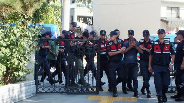 Çete çökertildi! 6 kişi tutuklandı