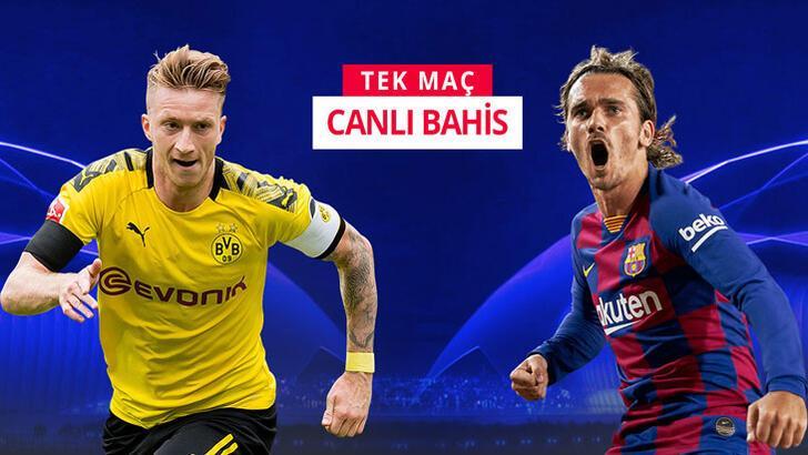 Şampiyonlar Ligi'nde dev maç: Dortmund - Barcelona Misli.com'da