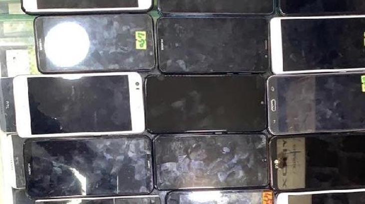 Klonlanmış cep telefonu operasyonu! 8 kişi yakalandı