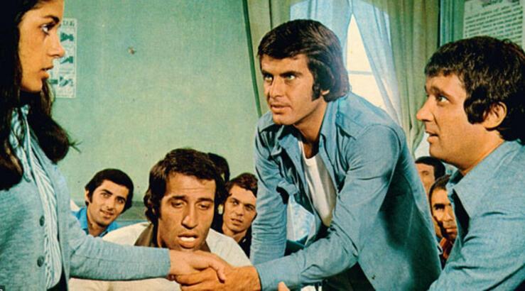 Hababam Sınıfı Sınıfta Kaldı filmi konusu ve başrol oyuncuları