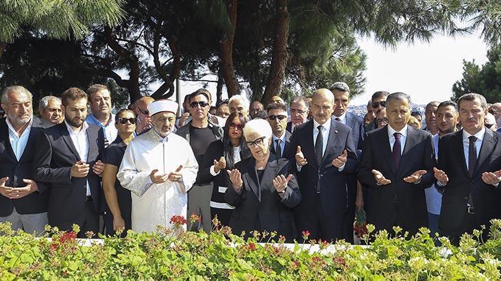 Adnan Menderes 58'inci yıl dönümünde anıldı