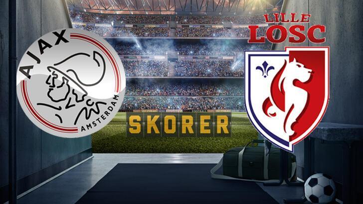 Ajax-Lille Şampiyonlar Ligi maçı bu akşam saat kaçta hangi kanalda?