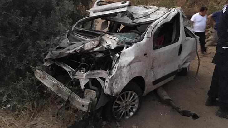 Kazada yaralanan sürücü, 1 ay süren yaşam savaşını kaybetti