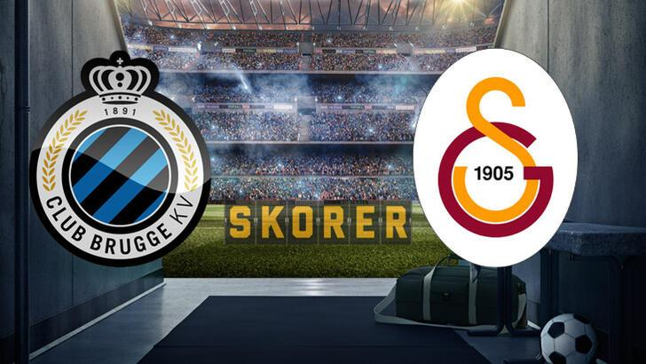 Şampiyonlar Ligi'nde ilk sınav! Galatasaray-Club Brugge maçı saat kaçta hangi kanalda?