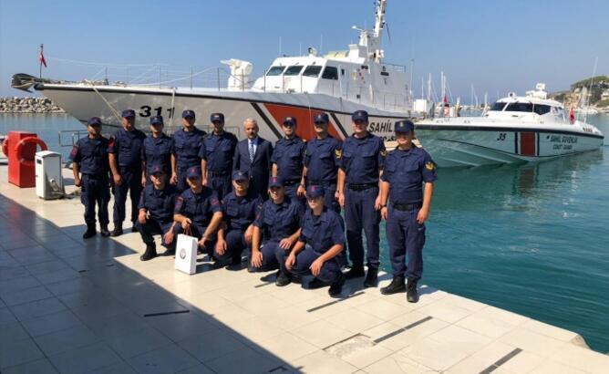 Sahil Güvenlik Komutanlığı 240 uzman erbaş alımı başvuru şartları! Başvurular başladı mı?