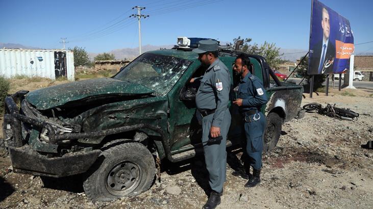 Son dakika... Afganistan'da intihar saldırısı