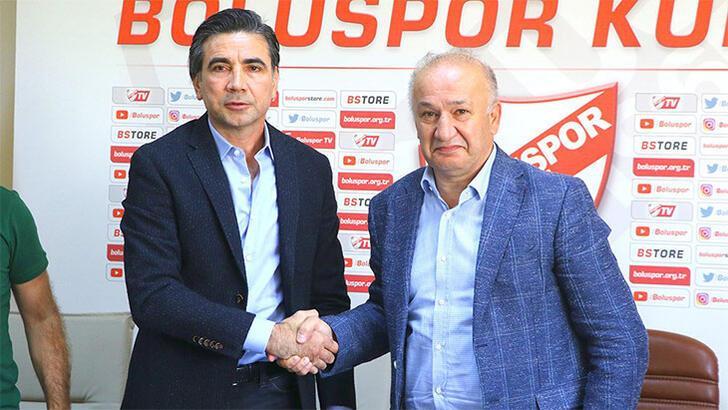 Boluspor, Osman Özköylü'ye emanet