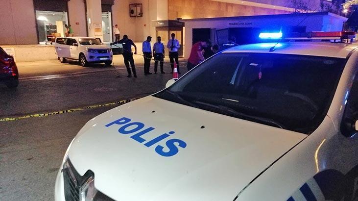 Maltepe'de gece yarısı silah sesleri: 1 yaralı