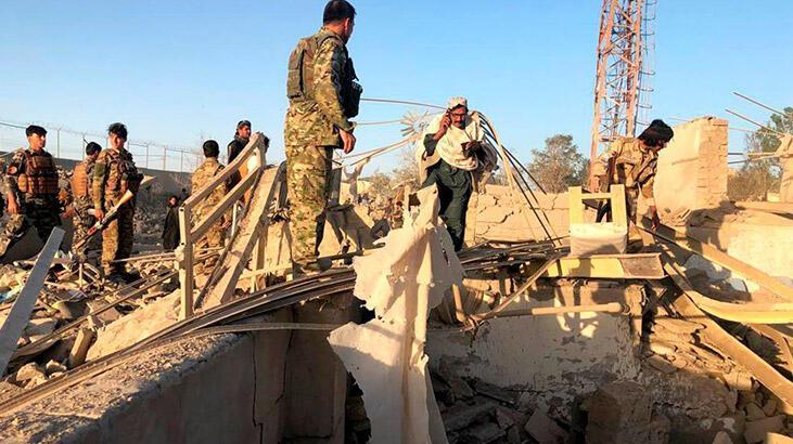 Son dakika... Afganistan'da bombalı saldırı: En az 20 ölü!