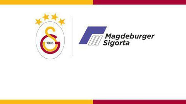 Galatasaray'a yeni sponsor: Magdeburger Sigorta