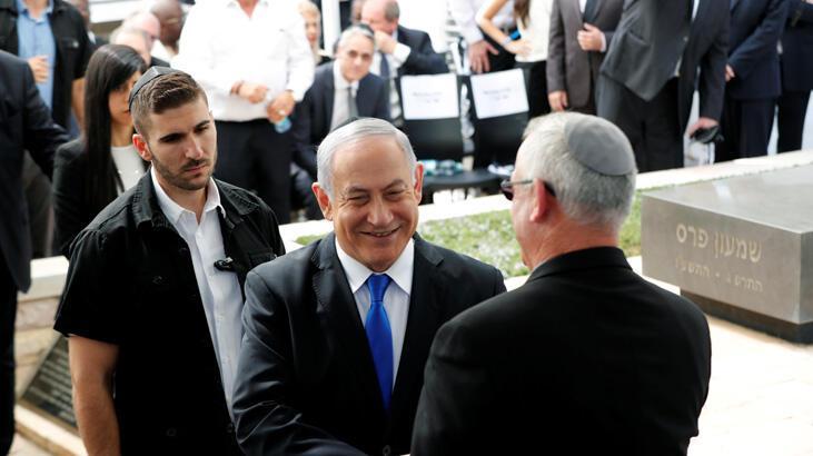 Netanyahu'dan Gantz'a koalisyon çağrısı