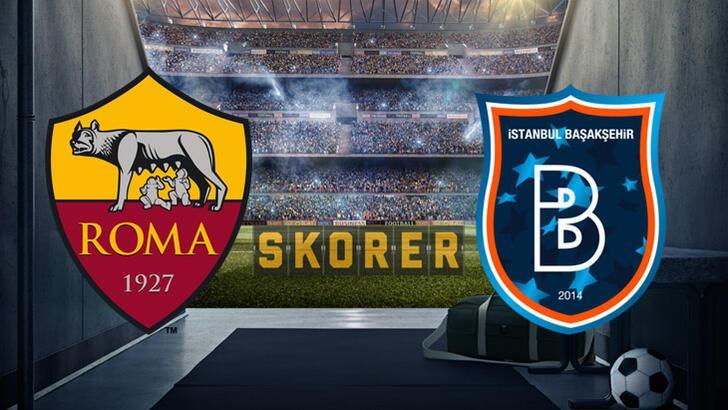 Roma-Başakşehir maçı ne zaman saat kaçta hangi kanalda? (UEFA Avrupa Ligi)