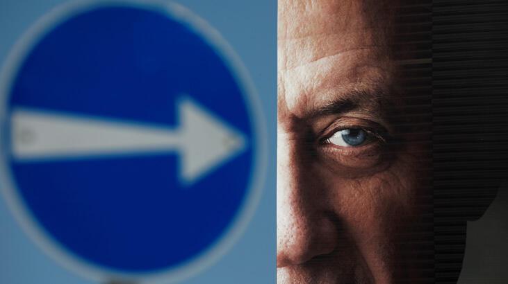 Gantz'dan Netanyahu'nun koalisyon telifine şartlı destek