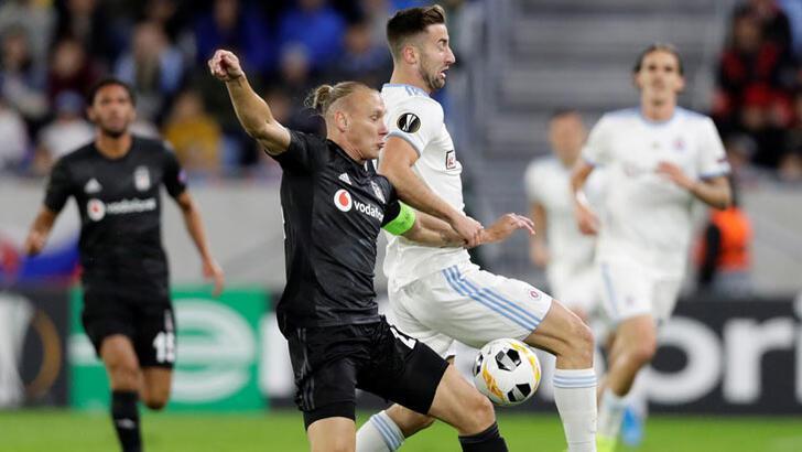 Slovan Bratislava - Beşiktaş: 4-2