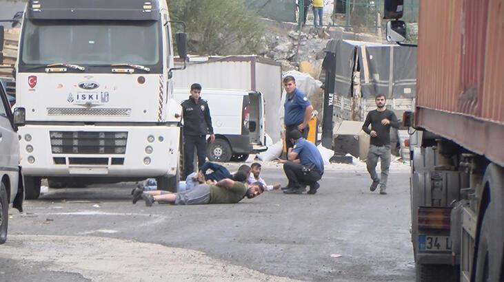 İstanbul'da sıcak dakikalar! İhbarı alan polis hemen harekete geçti
