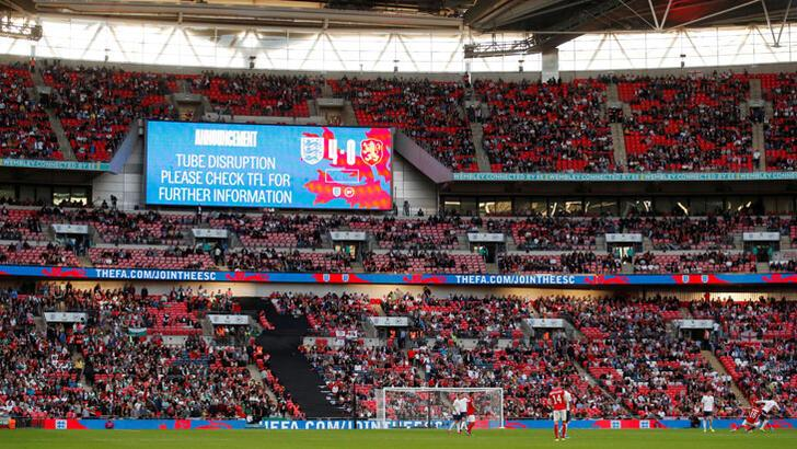 2023 Şampiyonlar Ligi finali Wembley'e...