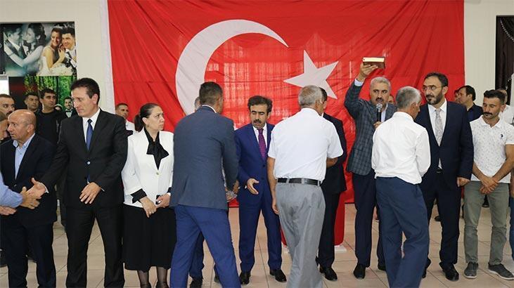 Cumhurbaşkanı Erdoğan araya girdi! Husumetli aileler 8 yıl sonra barıştı
