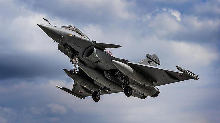 Flaş iddia! Fransa'nın sattığı savaş uçakları...