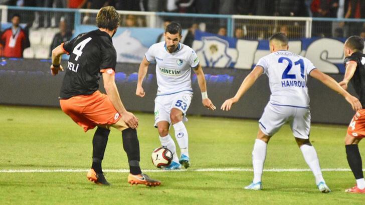 Büyükşehir Belediye Erzurumspor -  Adanaspor: 2-1