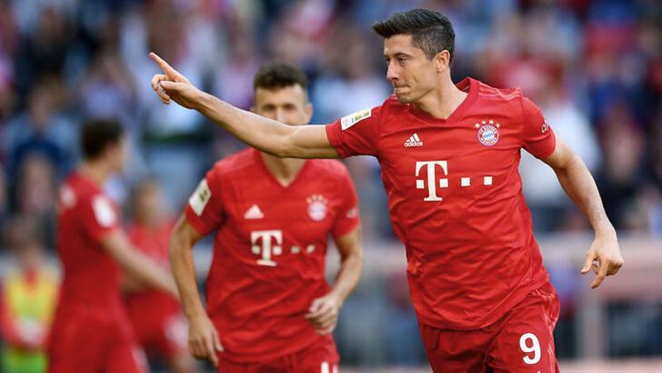 Bayern Münih, Köln'ü rahat geçti