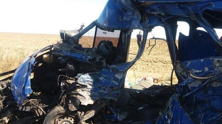 Ukrayna'da feci kaza: 9 ölü