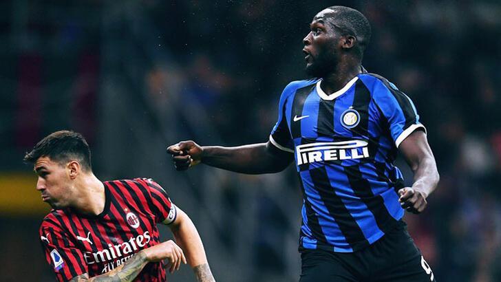 Dev derbide Inter, Milan'ı devirdi! Zirveye oturdu...