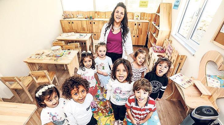 Türkiye'nin ilk alerji anaokulu: Bu okula süt girmiyor!