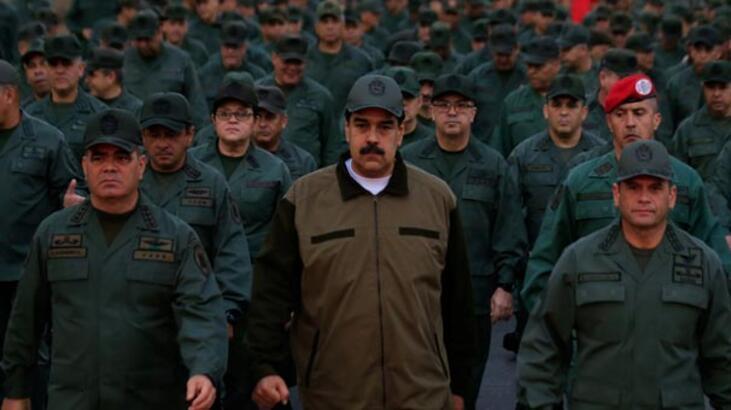 Maduro'dan şok suçlama: Birkaç kez suikast girişiminde bulunuldu