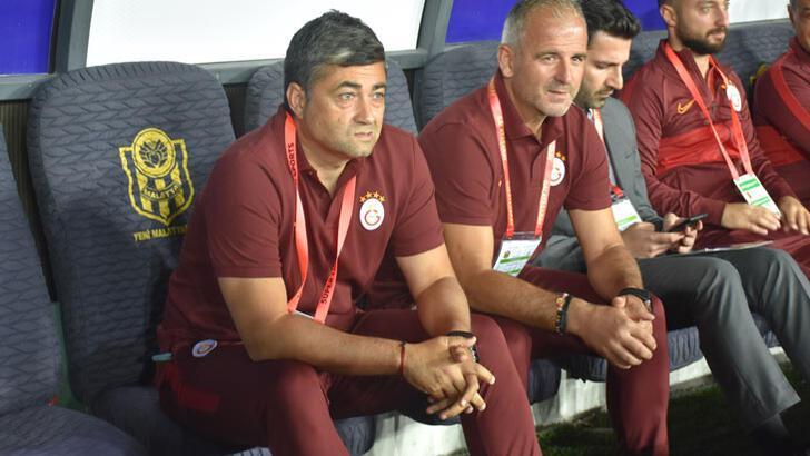 """Levent Şahin: """"Derbide böyle bir Galatasaray izlettirmeyeceğiz"""""""
