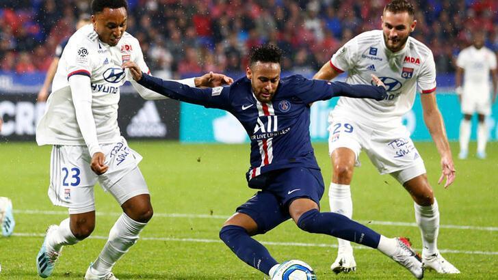 Paris Saint-Germain yine Neymar'la kazandı!