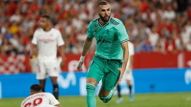 Real Madrid deplasmanda Sevilla'yı yendi