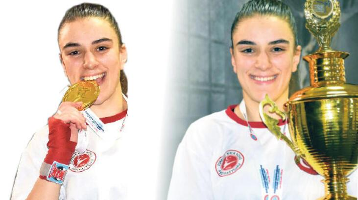 Zayıflamak için başladı, Avrupa şampiyonu oldu